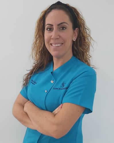 Clinica Clavero - Beatriz Clavero - Fisioterapeuta