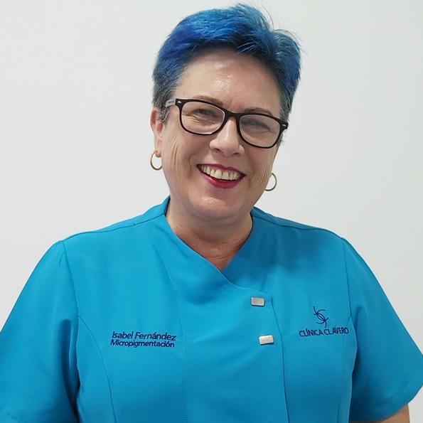 Clinica Clavero - Isabel Fernandez - Micropigmentacion- Grande