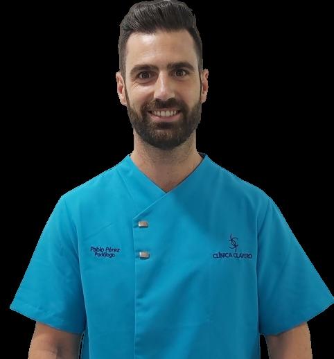 Clinica Clavero - Pablo Perez - Podologo